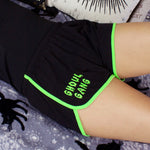 GHOUL GANG - Lounge Shorts