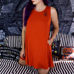 PUMPKIN SQUAD - Tunic Dress