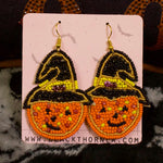 LITTLE JACK - Beaded Earrings