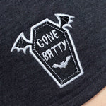 GONE BATTY - Plus Lounge Shorts