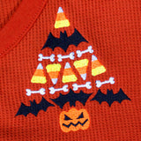 HAPPY HORRORDAYS - Plus Thermal Top