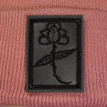 BLACK THORN BLUSH - Beanie