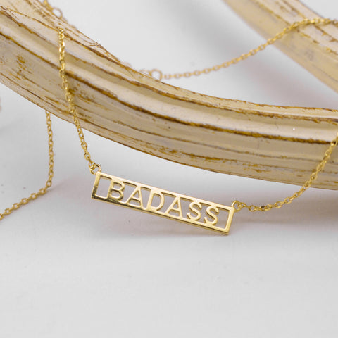 BAD*SS - Necklace