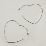BE MY VALENTINE - Hoop Earrings