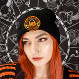 TRICK OR TREAT EXPERT - Distressed Beanie