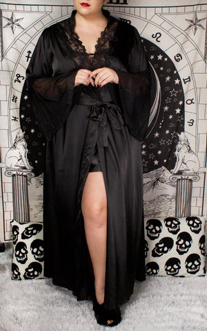 THE DARK DUCHESS - Plus Robe