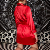 LAY WITH THE DEVIL - Robe Set