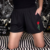 SNAKE IN THE GARDEN - Lounge Shorts
