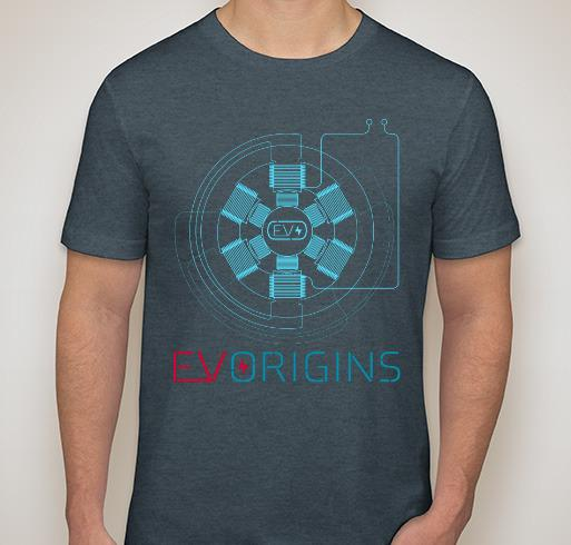 Off to the printers! - EV Origins