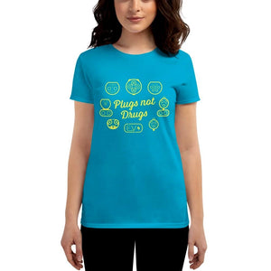 Women's Short Sleeve Tees - EV Origins