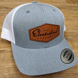 The Electrified Garage Patch Hat - EV Origins