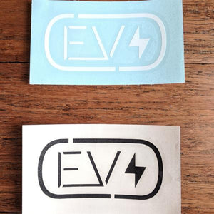 EV Origins Emblem Transfer Decal - EV Origins