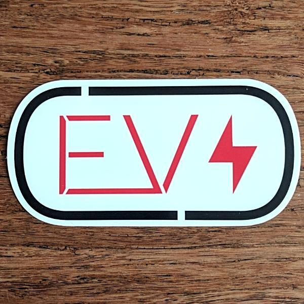 EV Origins Emblem Decal - EV Origins