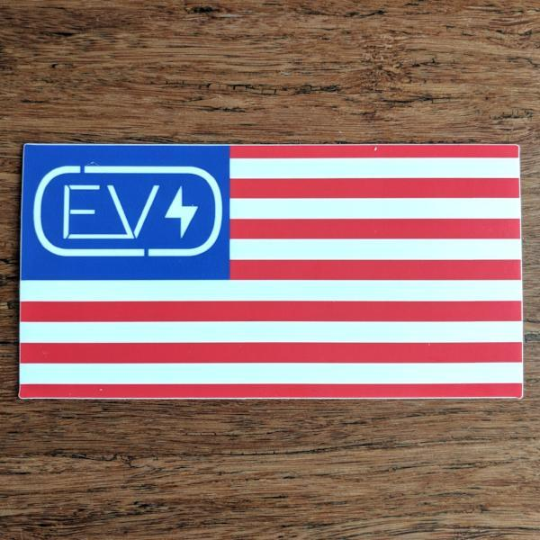 EV Origins R-EVO-lution Decal - EV Origins