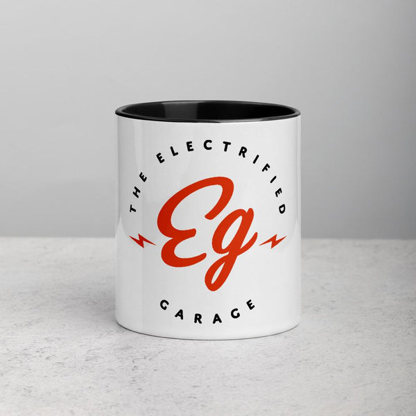 The Electrified Garage Coffee Mug - EV Origins