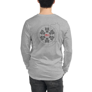 Signature EV Origins Unisex Long Sleeve Tee - EV Origins