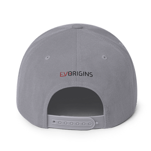 The Electrified Garage Snapback Hat - EV Origins