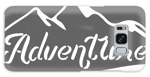 Adventure White - Phone Case