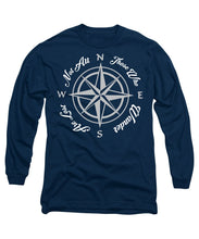 Not All Who Wander - Long Sleeve T-Shirt