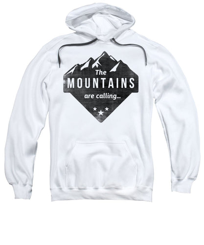 The Mts Are Calling - Sweatshirt