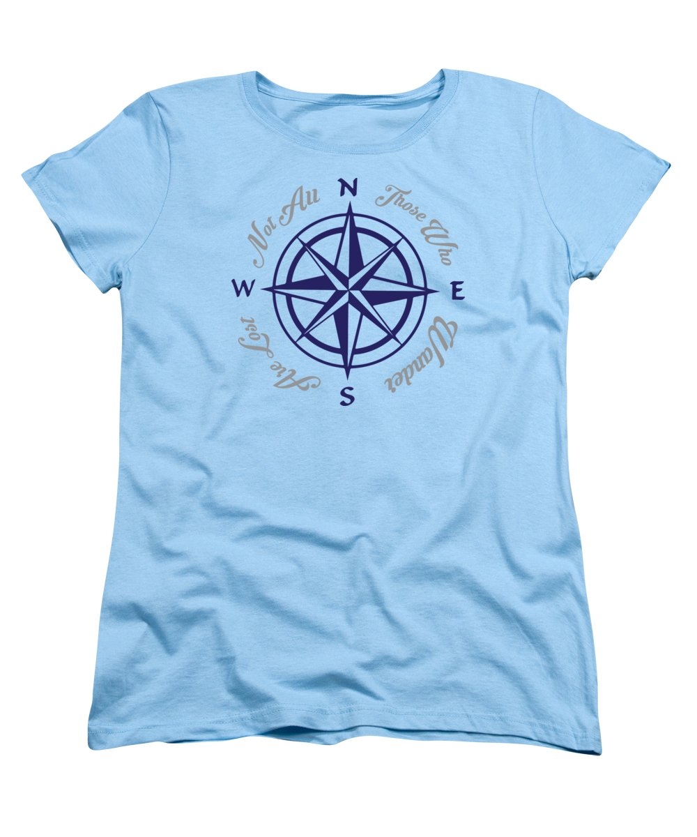 Wander - Women's T-Shirt (Standard Fit)