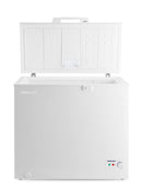 TOSHIBA DEEP FREEZER WHITE (198L)