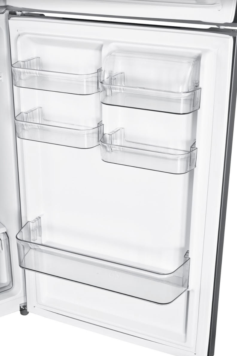 Syinix Double Door Fridge (290L)