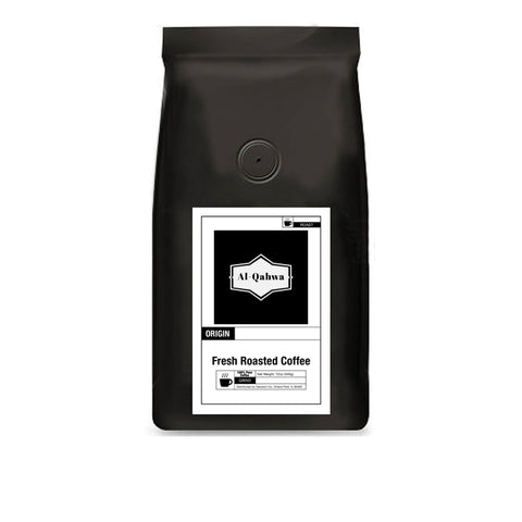 Tanzania Single-Origin Coffee - al-qahwa