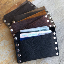 Kodiak Leather Card Wallet