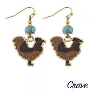 Hen Earrings