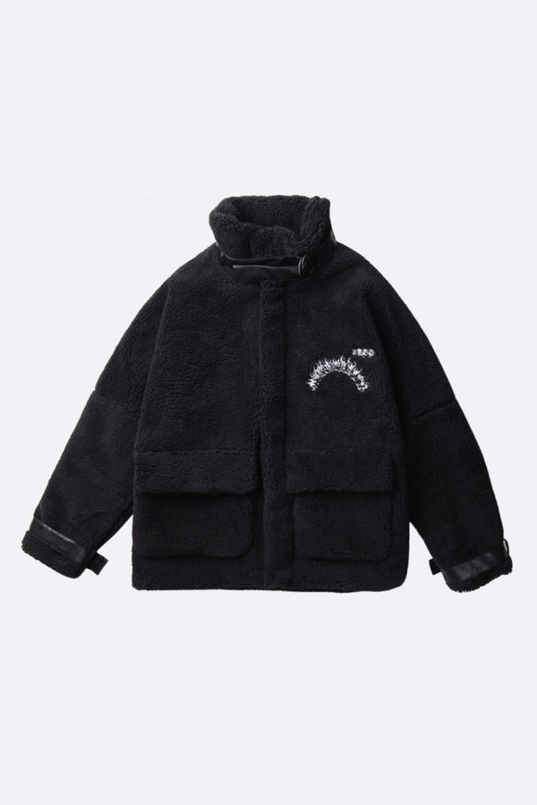 PARKA FLEECE