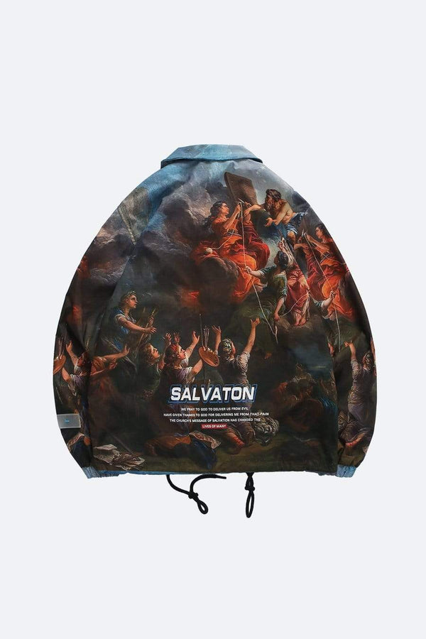 SALVATION PULLOVER