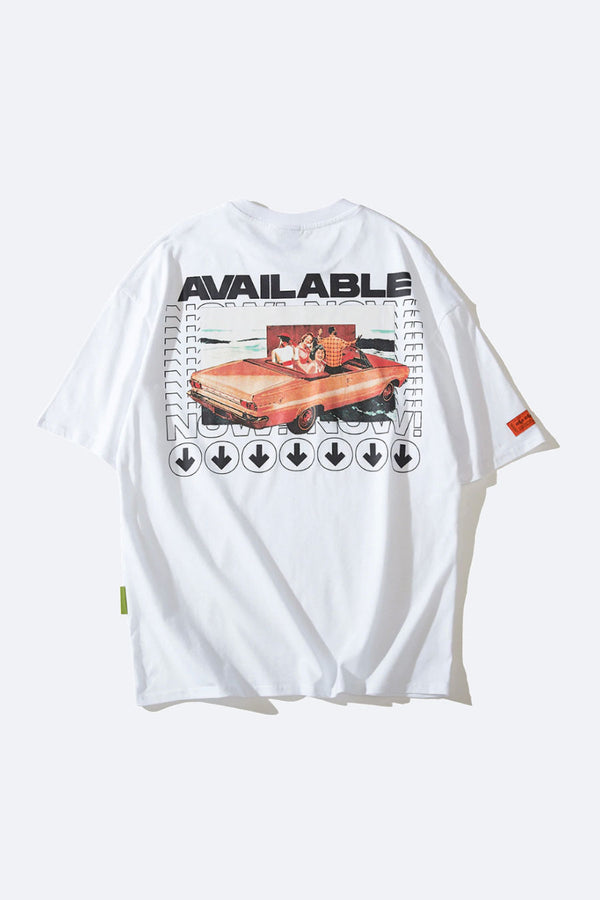 """AVAILABLE"" T-SHIRT"