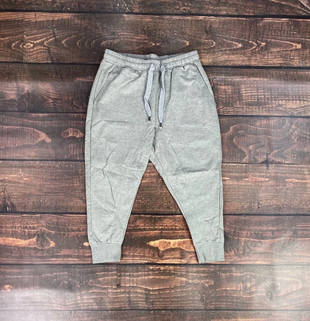 French Terry Capri Jogger