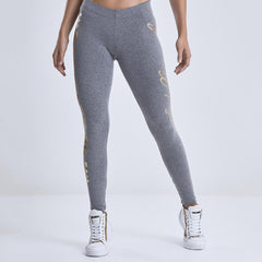 LabellaMafia Essential Gold Detail Leggings