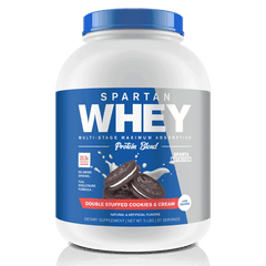 Sparta Nutrition Whey Protein 5lb
