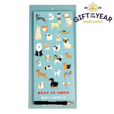 Rex - Best In Show Magnetic Shopping List - homeware - mzube - 28842