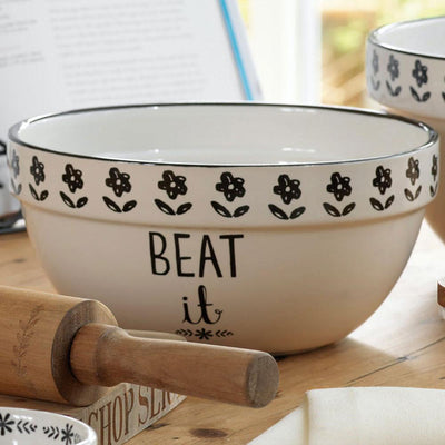 Creative Tops - Creative Tops Bake Stir It Up Medium Mixing Bowl - Cookware - mzube - 5174315