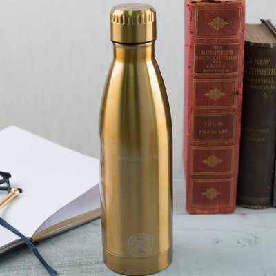 Creative Tops - Creative Tops Earlstree & Co 500ml Stainless Steel Water Bottle - Travel Mug - mzube - 5213724