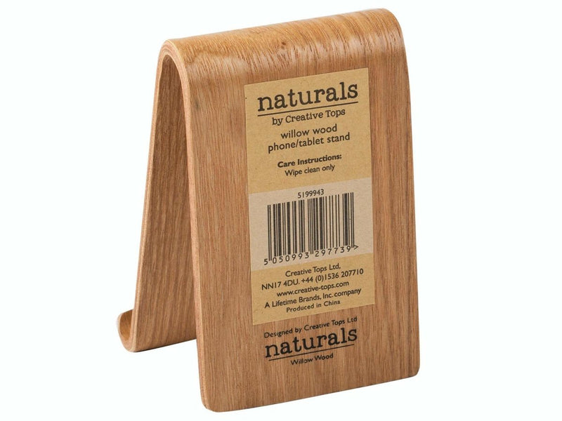 Creative Tops - Creative Tops Naturals Willow Phone And Tablet Holder - Office - mzube - 4420101900