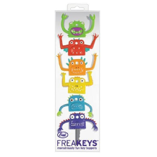 Fred - Freakeys Six Monster Key Covers - Office - mzube - FFFREAK