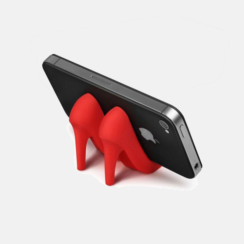 Fred - Fred Pumped Up Red Smartphone Stand - Office - mzube - PUMPPR
