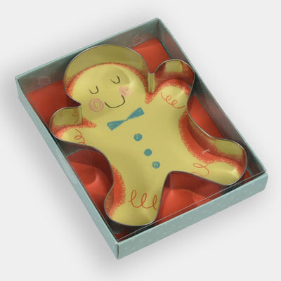 Rex - Gingerbread Man Biscuit Cutter - Cookware - mzube - 26188