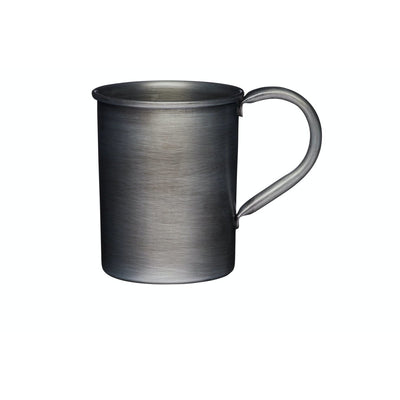 Kitchencraft - Industrial Kitchen Galvanised Steel Mug - Mugs - mzube - INDGALVMUG