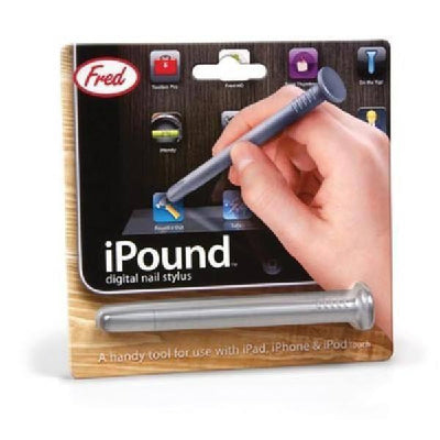 Fred - Ipound I Pad Stylus Fred & Friends - Office - mzube - FFNAIL