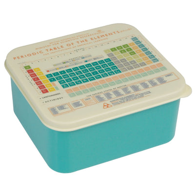 Rex - Luch Box Periodic Table - Lunchbox - mzube - 25709
