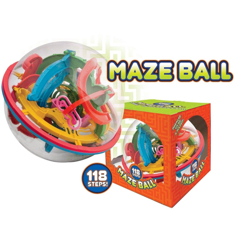Peers Hardy - Mazeball Puzzle - Large Version - Toys & Games - mzube - PHD1906