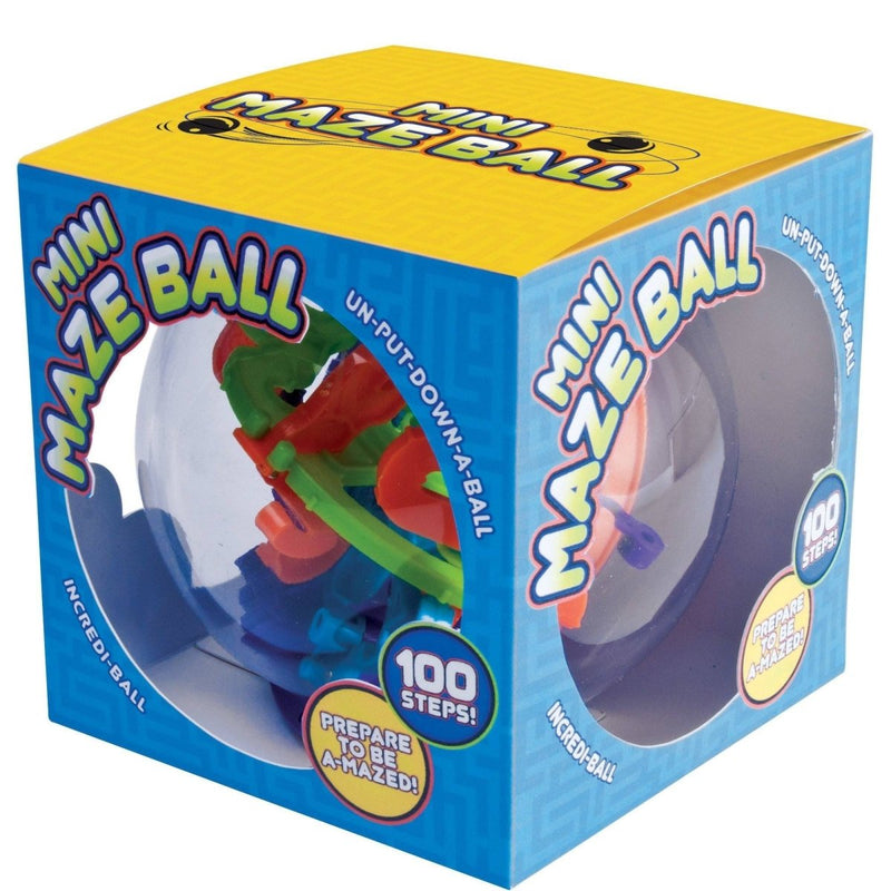 Peers Hardy - Mini Mazeball Puzzle - Toys & Games - mzube - PHD2053