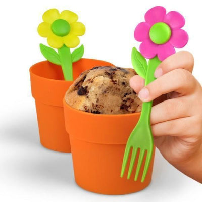Fred - Neat Eats Flower Cupcake Cups - Fred - Cookware - mzube - FFFCF