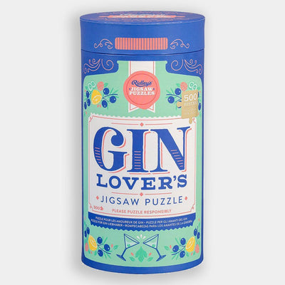Ridley's Games Gin Lovers Jigsaw Puzzle 500PCS - mzube Toys & Games